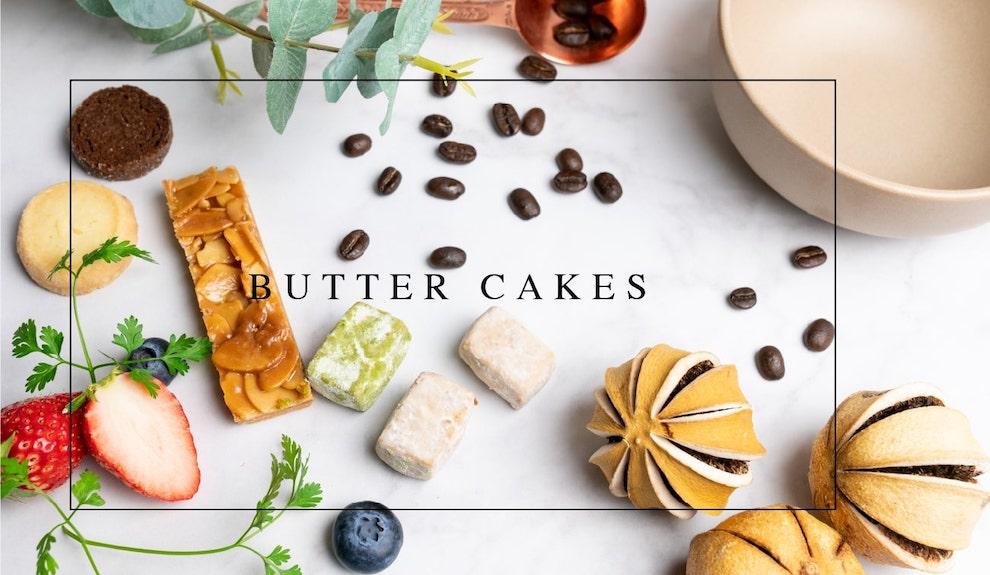 BUTTER CAKES